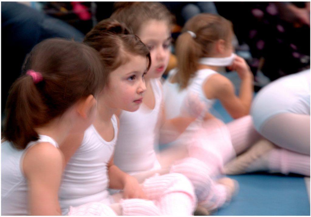 La danza es una de las actividades más completas
