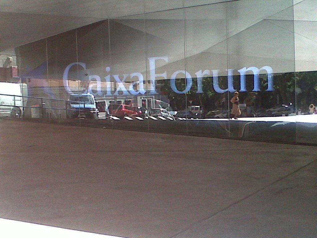 Un día de excursión... CaixaForum