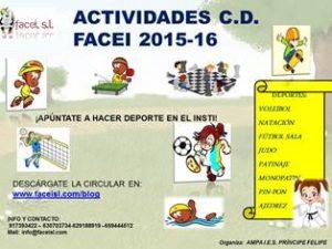 cartel C.D. FACEI 201516 - P.Felipe-blog