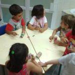 taller de cohetes